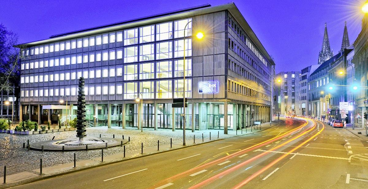 Industrie- Und Handelskammer Zu Köln